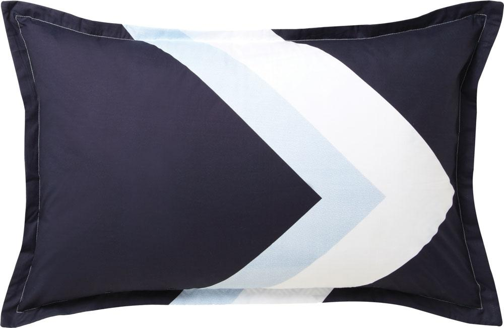 Logan & Mason Marley Navy Quilt Cover Set