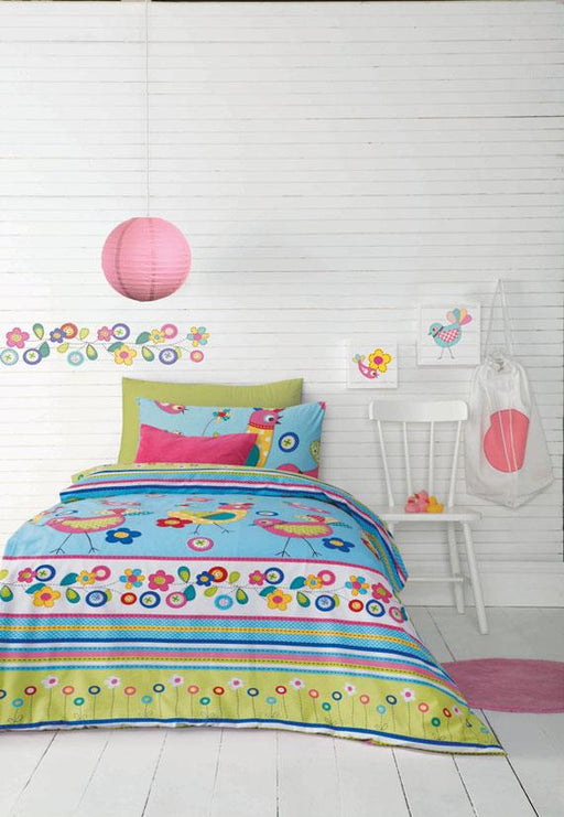 Ardor Kids Chicky Quilt Cover Set