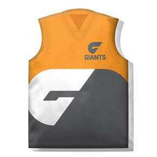 Official AFL GWS Giants Guernsey Cushion