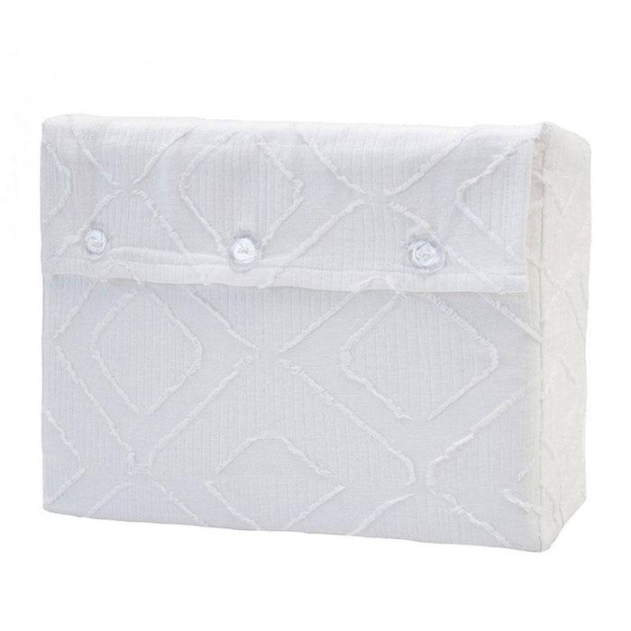 Bambury Kokomo White Quilt Cover Set