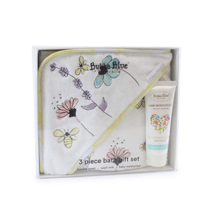 Bubba Blue Bee Beautiful 3 Piece Bath Gift Set