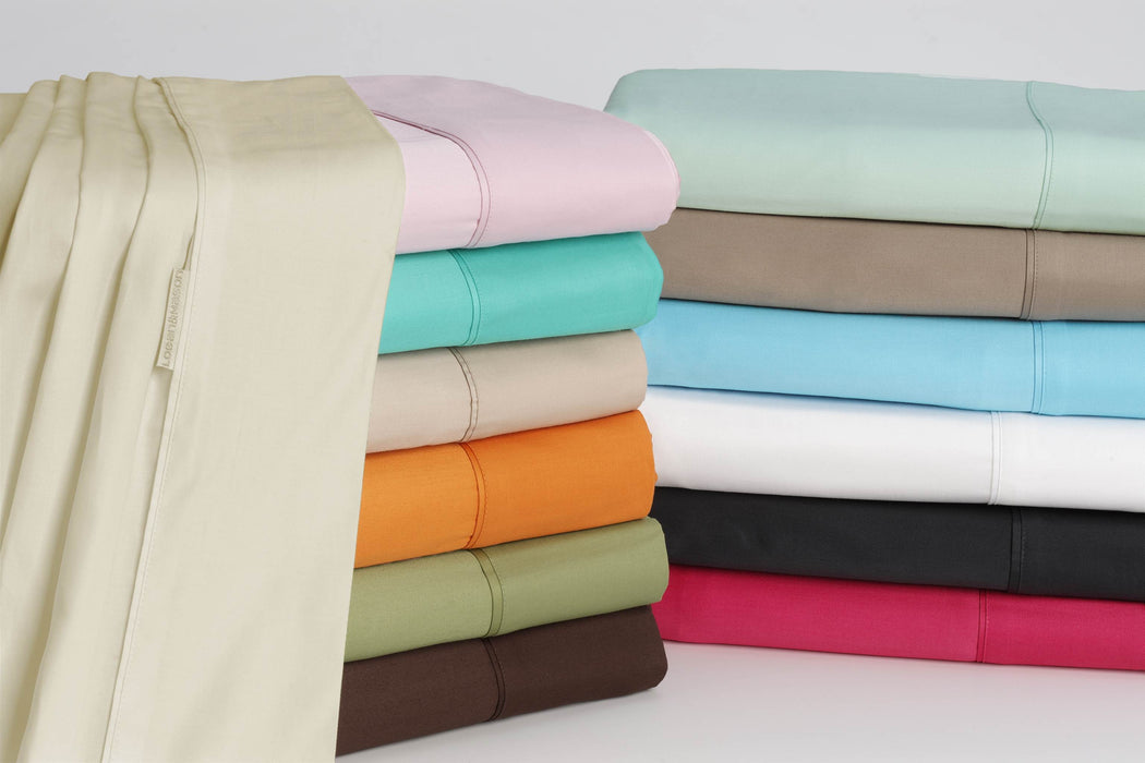 Logan and Mason Fitted Sheet (325 Thread Count)