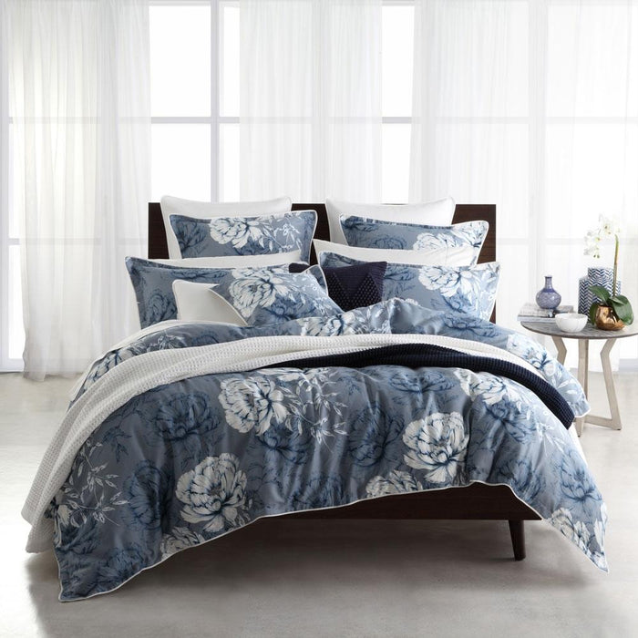 Private Collection Phoebe Ink Quilt Cover Set
