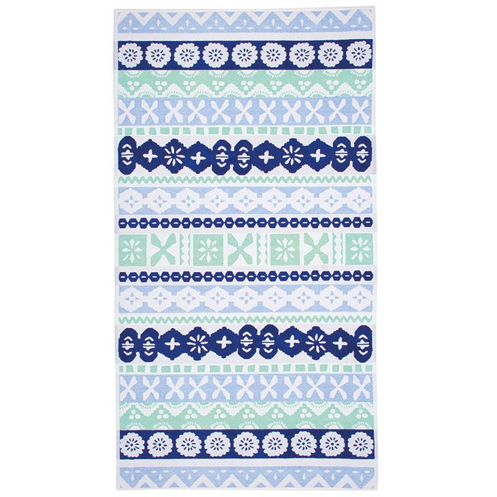 Bambury Egyptian Cotton Beach Towel 95x175cm - Tapa