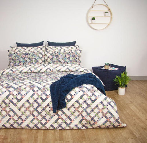 Apartmento Corley Quilted Quilt Cover Set