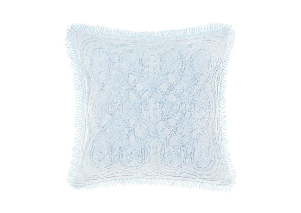 Soft Blue European Pillowcase