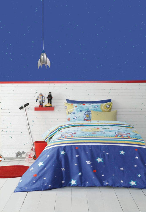 Ardor Kids Moon & Back Quilt Cover Set + Accessories