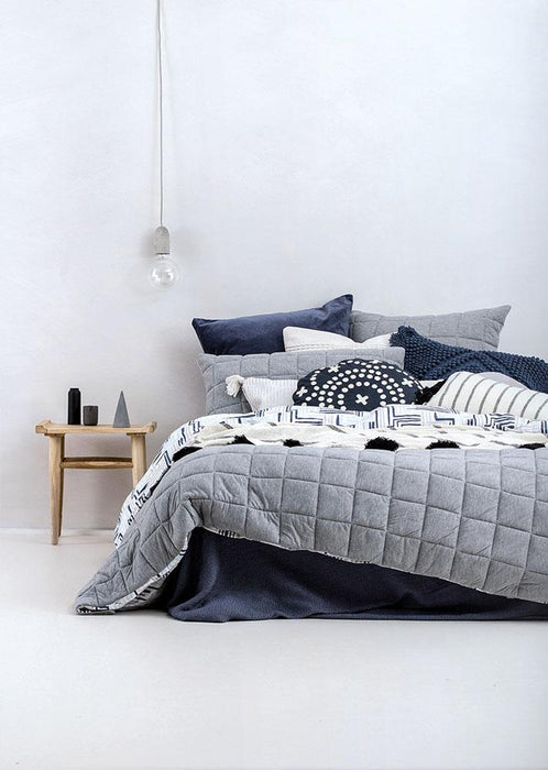 Bambury Fletcher Quilted Quilt Cover Set