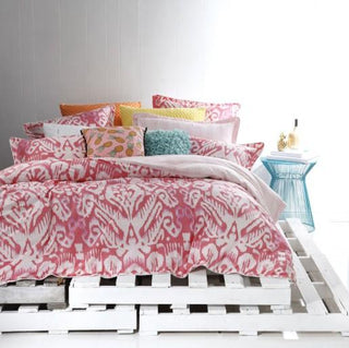 Ltd. by Logan & Mason Java Watermelon Quilt Cover Set