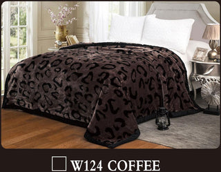 Emporio 3.8kg Blanket - W124 Coffee