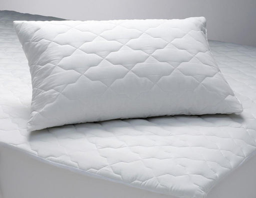Logan & Mason Quilted King Size Pillow Protector