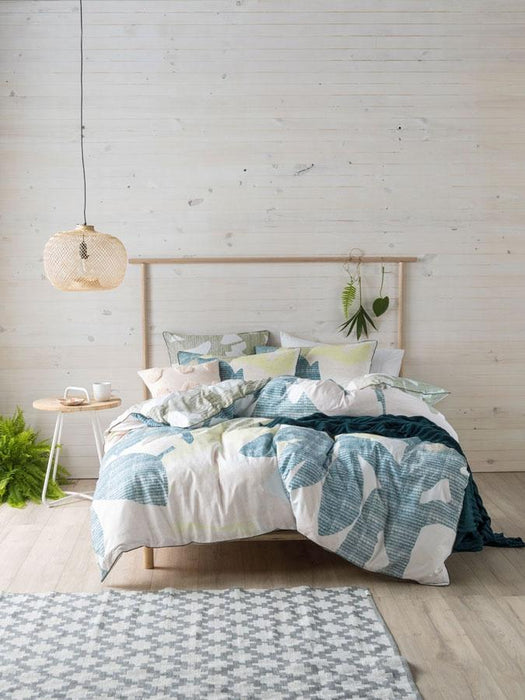 Linen House Ottian Multi Quilt Cover Set