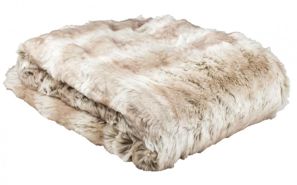 Bambury Angora Faux Fur Throw 150 x 200cm