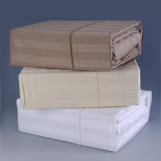 Kingtex Ramesses Hotel Quality 375 Thread Count Cotton Sateen Sheet Set