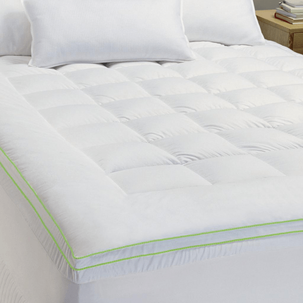 Alastairs Bamboo Cotton Mattress Topper