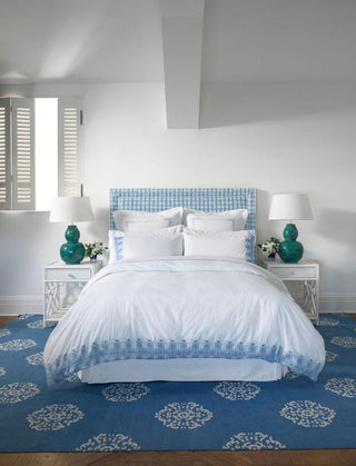 Collette Dinnigan Amalfi Blue Quilt Cover Set or Accessories