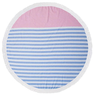 Bambury Sunset Turkish Round Beach Towel