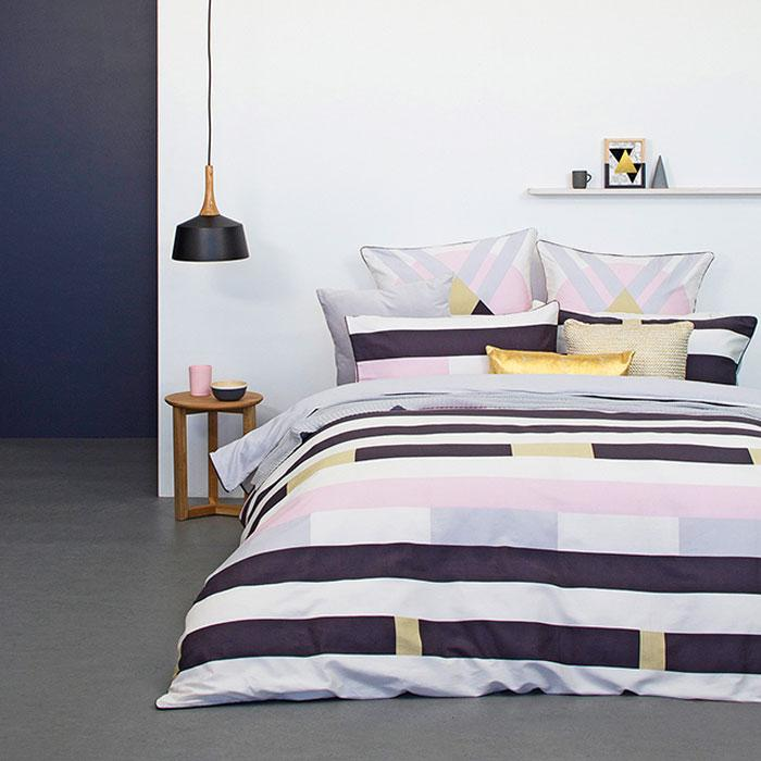 Bambury Domino Quilt Cover Set