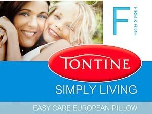 Tontine Simply Living European Pillow