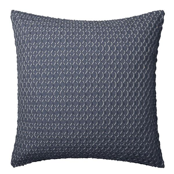 Logan & Mason Ultima Balmain Indigo European Pillowcase