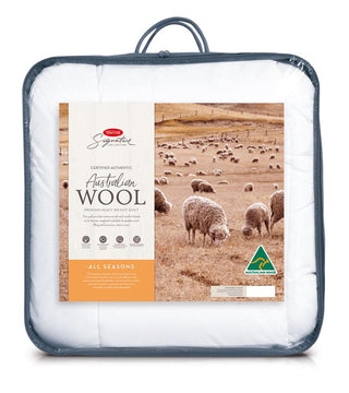 Tontine Signature All Seasons Australian Wool Quilt
