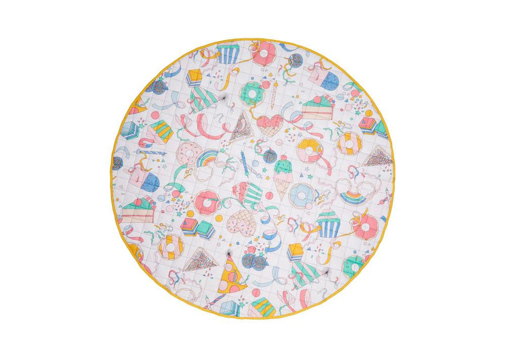 Hiccups Party Time Coral Playmat
