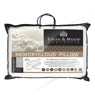 Logan & Mason MemoryCloud Pillow