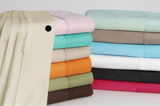 Logan & Mason 325 TC Sheet Set