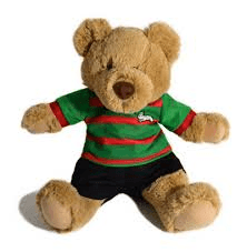 Official NRL South Sydney Rabbitohs Teddy Bear