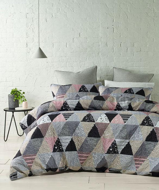 Phase 2 Hadspen Quilt Cover Set