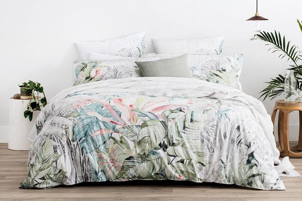 Sheridan Candlenut Bay Quilt Cover Set or Accessories