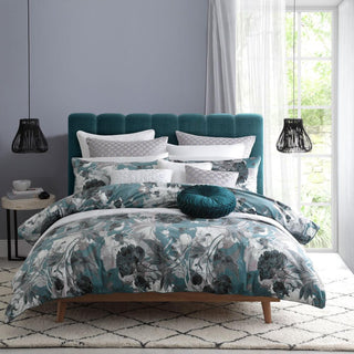 Private Collection Cyra Emerald Quilt Cover Set