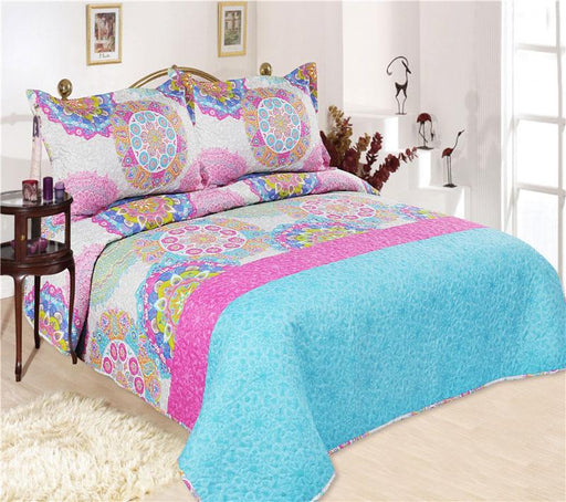 Emporio Viva Coverlet Set