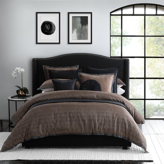 Private Collection Marquis Copper Quilt Cover Set