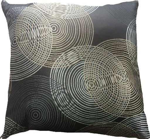 Perle Iona Black Cushion (43 x 43cm)