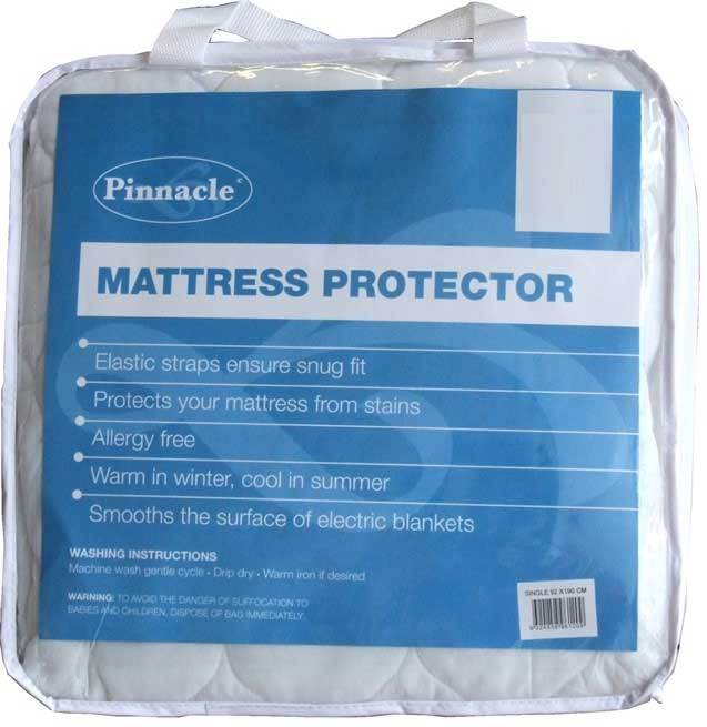 Pinnacle Strap Mattress Protector