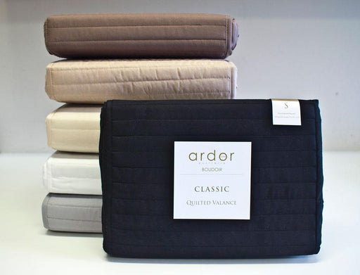 Ardor Boudoir Quilted Valance