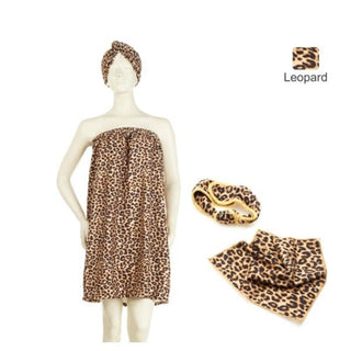 Bambury Glamour Brown Leopard Beauty Pack