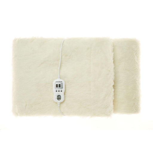 Linen House Wool Multi-Zone Electric Blanket