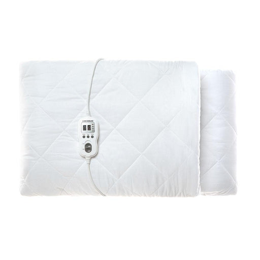 Linen House Quilted Multi-Zone Electric Blanket