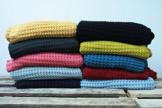 Ardor Knitted Throw 127x152cm