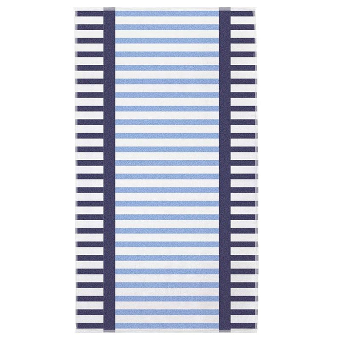 Bambury Egyptian Cotton Beach Towel 95x175cm - Coastline