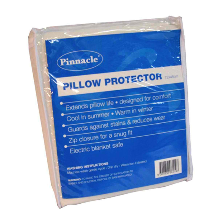 Pinnacle Pillow Protector Quilted( 2 Pack)