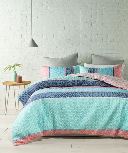 Phase 2 Saville Quilt Cover Set