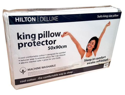 Hilton Deluxe King Pillow Protector