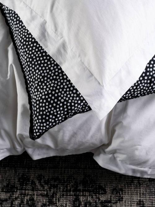 Linen House Elka White Quilt Cover Set