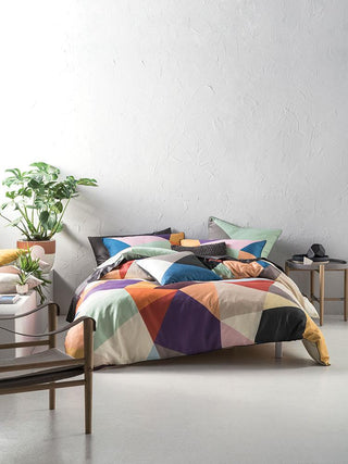 Linen House Lifestyle Braque  Multi Quilt Cover Set or Accessories