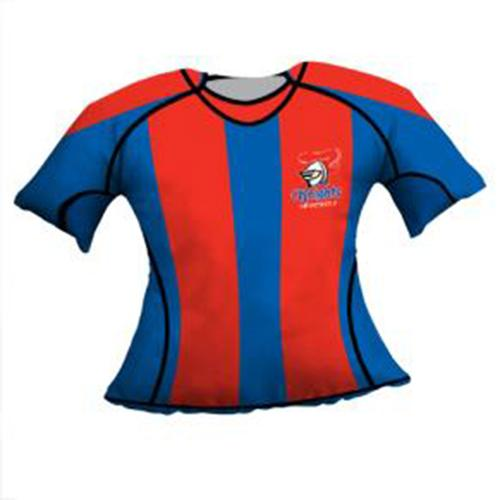 Official NRL Newcastle Knights Jersey Cushion