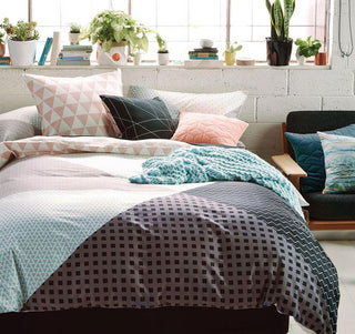 Linen House Lifestyle Stevie Quilt Cover Set or Accessories