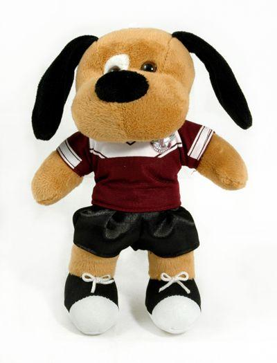Official NRL Manly Sea Eagles Sitting Dog